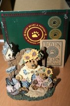 """Boyds Bears """"Sunny and Sally Berriweather...plant with Hope"""" Figurine - $2.14"""