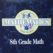 8th Grade Math [CD-ROM] - $7.56