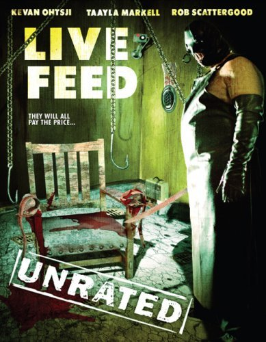 Live Feed (Unrated) (2006) DVD