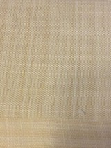 Fabric Tablecloth, Cream Color. 60in x 120in Rectangle. Tommy Bahama. - $29.95