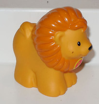Fisher-Price Current Little People L Lion Bear Figure A to Z learning Zo... - $3.00