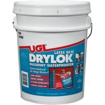 Drylok 275 Masonry Waterproofer Water-Based White, 5-Gallon Pail