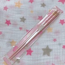 Sanrio Vintage Little Twin Stars Vivitix Limited Chopsticks Retro Pink Rare - $87.90