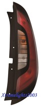 Fit Kia Soul 2014-2016 Right Passenger Taillight Tail Light Rear Lamp Clear Type - $128.70