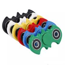 Batman Tri-Spinner Fidget Toy Plastic EDC Hand Spinner - One Item w/Random Color image 2