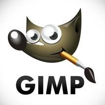 Photo Editing Software GIMP 2.8.22 Photoshop Compatible CS5 CS6 Editor M... - $4.71