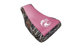 VPS Seat Cover Compatible With Honda Foreman 400//450 1997-04 Logo Red Sides Seat Cover