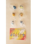 Pokemon Fun mini Figure Charms series 4 set of 6 - $49.99