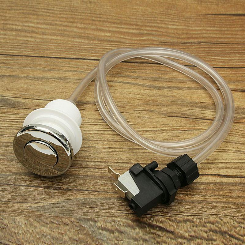 Water Jet Push Air Button Switch Whirlpool and similar items
