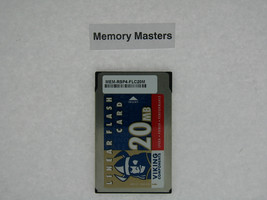 MEM-RSP4-FLC20M 20MB Approved flash upgrade for Cisco 7500 RSP