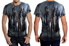 THE WITCHER WILD HUNT GENERALS TEE MEN - $21.80