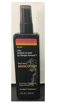5x MASCOLINO Fragrance Body Spray For Men By Parfums De Coeur 4oz - $14.15