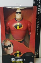 "Disney Pixar Mr. Incredible 2 Champion Series 12"" Action Figure NIB Sealed  - $34.35"