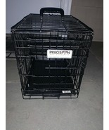 Precision Pet Great Crate Double Door Dog Crate, 19 Inch Used - $39.59
