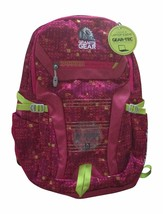 Granite Gear Champ Backpack in Pink Scribble Stars - Free Shipping - $29.70