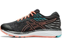 ASICS GEL-CUMULUS 21 Lite Show Women's Running Shoes Sneakers Black 1012A542-020 - $195.90 CAD