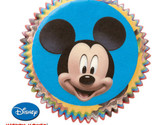 Mickey Mouse Clubhouse 50 Baking Cups Cupcakes Liners