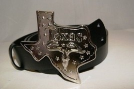 ALBATROS Texas Lone Star State of Texas Belt Buckle for Home and Parades... - $24.87