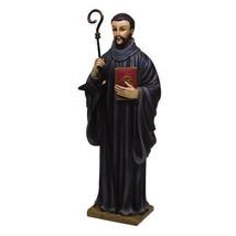 PTC 11 Inch Saint Benedict Orthodox Religion Religious Statue Figurine - $29.69