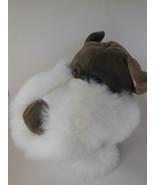 Dog Hand Puppet 9.5 inches Manhattan Toy Company FUN Beautiful plush - $10.88