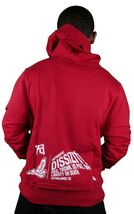 Dissizit FYSP F*ck Your Skate Park Pullover Hoodie in Red or Heather Sweater NWT image 10