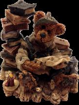 Boyds Bears & Friends Bear Figurine OTIS TAX TIME, #2262, 2000 1E FIRST Pristine - $19.95