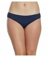 LRL RALPH LAUREN Womens Navy Blue Bikini Bottoms Hipster Size 12 New LR7... - $24.70