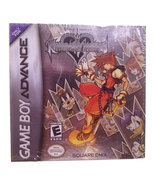 Kingdom Hearts Chain of Memories New Sealed Game Boy Advance Game * Nint... - $149.88