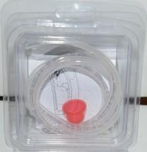 Husqvarna 596807301 Fuel Line Primer Bulb Clear Plastic Pkg 1 image 2
