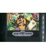 Taz-Mania (Sega Genesis, 1992) Game Only! - $3.55