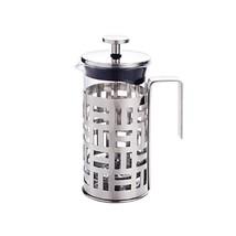 Coffee Press Pot Coffee Tea Maker Filter Glass Stainless Steel 600ml 1000ml - £20.29 GBP+