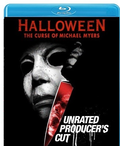 Halloween VI: The Curse of Michael Myers Unrated [Blu-ray]