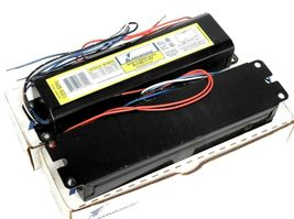 2 NIB ADVANCE R-140-TP RAPID START BALLASTS 120V 60HZ LAMP 1F40T12 image 3