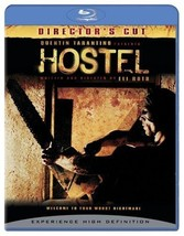 Hostel Director's Cut [Blu-ray]
