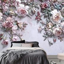 "3D Wallpaper ""Rose Flowers"" - $35.00+"