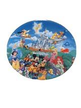 "Magic Kingdom Keepsake Walt Disney World Ornament Disney 2005 Plate 3"" - $11.58"