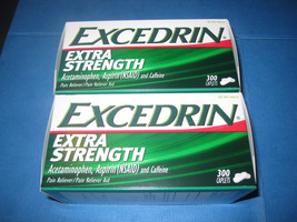 Excedrin Extra Strength Caplets 2-300 Count - $39.19
