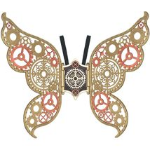 Amscan Steampunk Wings Halloween Costume Accessories for Women, One Size - $47.99