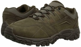 Merrell Mens Moab Adventure Stretch Hiking Wide Shoes Boulder - $99.00