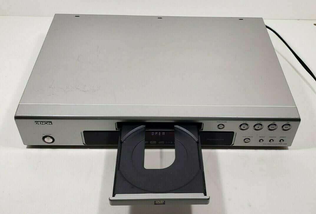 Denon DVD Player DVD-556 With Remote Tested image 4
