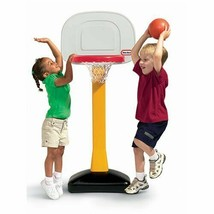 Little Tikes TotSports Basketball Set - Non Adjustable Post - $39.59