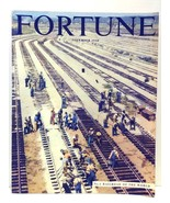 Fortune Magazine Collectible November 1948 Issue No. 1 Railroad Of The W... - $49.99