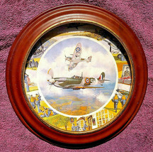 Ltd Edition Collector Plate - Royal Doulton - WWII Aircraft - FREE POSTAGE** (1) - $27.23