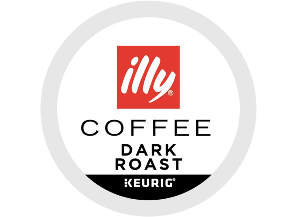 Illy Coffee Intenso Dark Roast 20 to 120 Keurig Kcup Pick Any Size FREE SHIPPING - $29.99 - $131.99