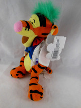 "Disney Store Winnie the Pooh Doctor Tigger Beanie Plush with tags 9"" - $6.23"