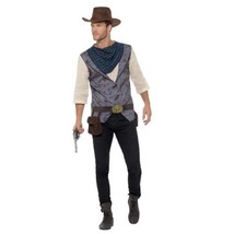 Rugged Cowboy Costume #fif - $42.69