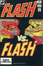 Flash #323 VF 1983 DC Comic Book - $61.00