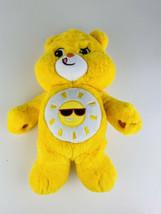 """Care Bears 10"""" FUNSHINE BEAR Sunshine Sun Yellow Red Hearts 2020 Plush S... - $9.89"""