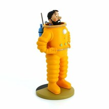 Captain Haddock Astronaut polyresin figurin Offiical Tintin product