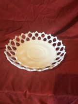 Westmorland Milk Glass Large Table Platter - $4.95